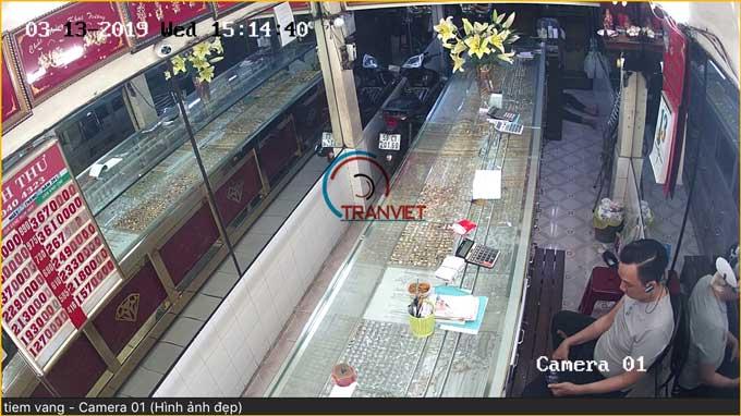 Hệ thống camera an ninh ngoài trời