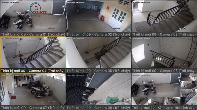 Lắp đặt camera cho cung cư