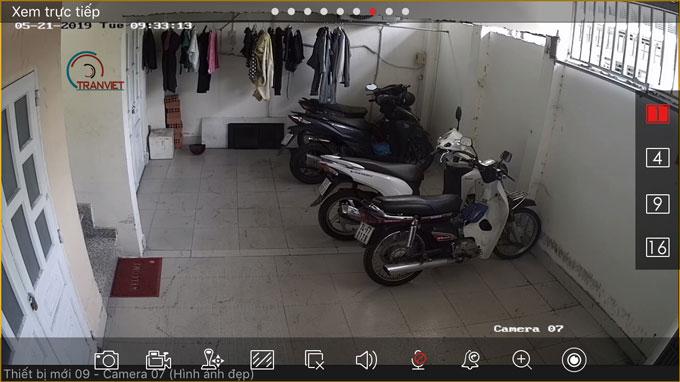 Lắp đặt camera cho chung cư