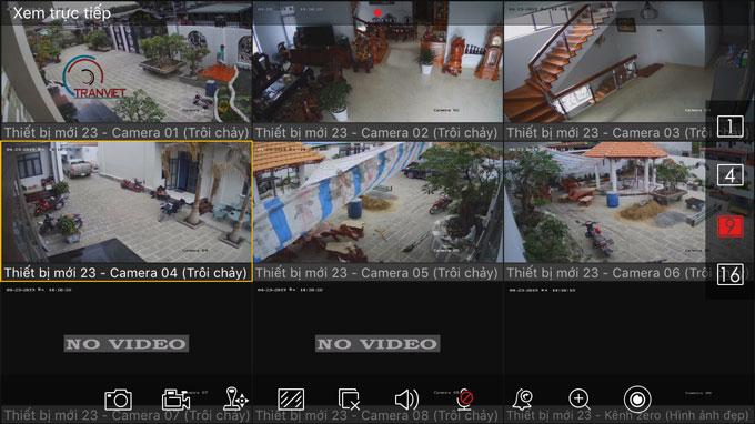 Lắp đặt camera an ninh cho công trình xây dựng