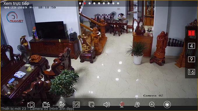 Lắp đặt camera cho gia đình